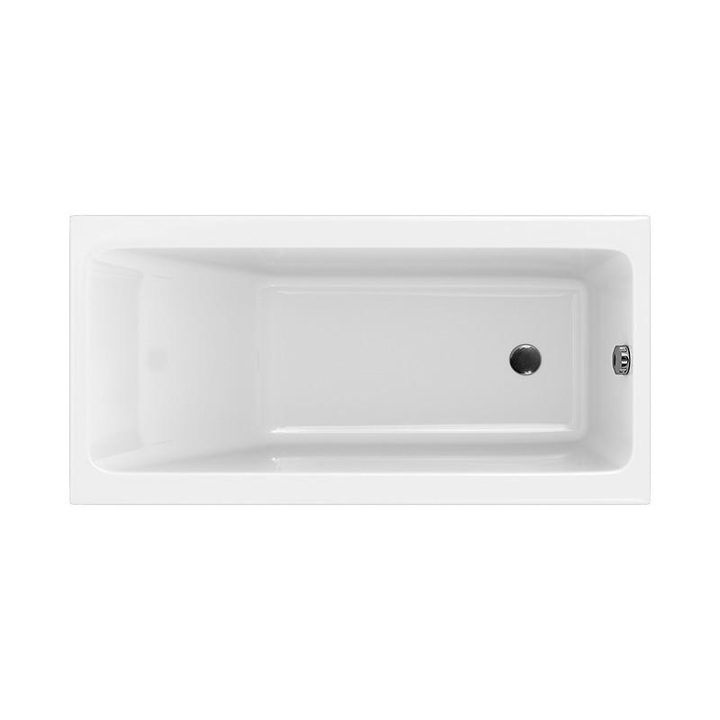 Vaňa CERSANIT CREA 180 × 80 cm biela
