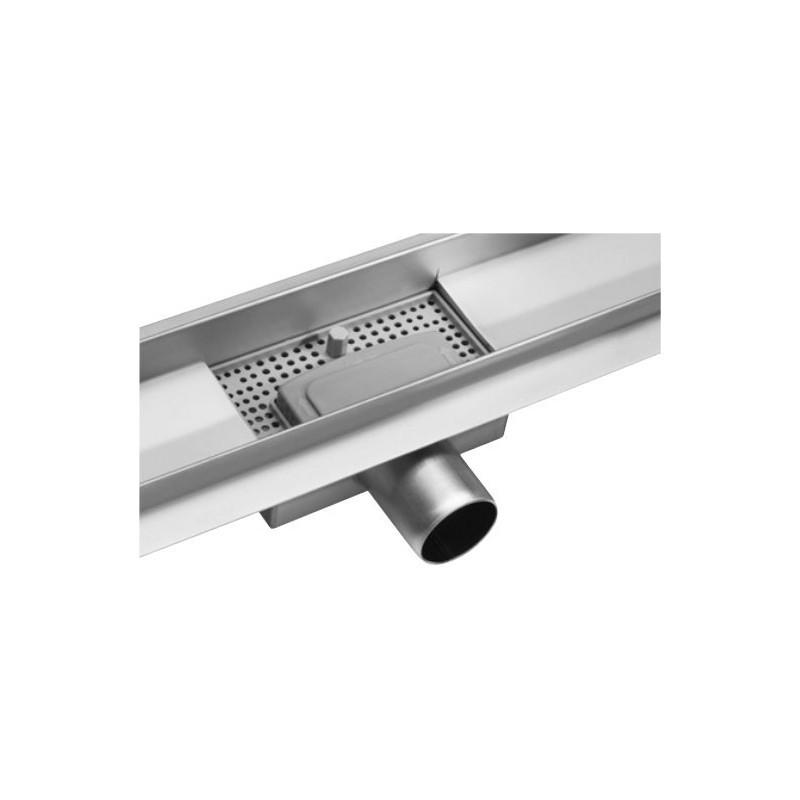 Odtokový žlab MEXEN FLAT 60 cm - vzor M15