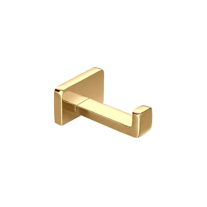 Vešiak na uteráky Omnires DARLING zlatý