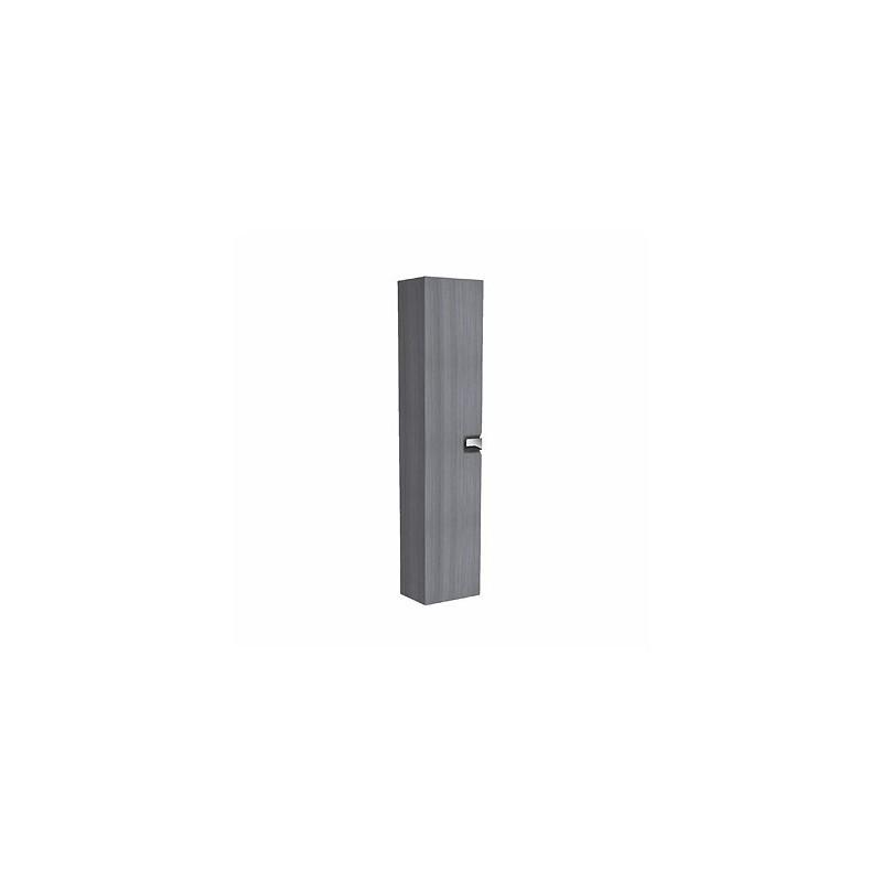 Koupelnová skříňka KOŁO TWINS 350 x 1800 x 275 mm - stříbrný grafit