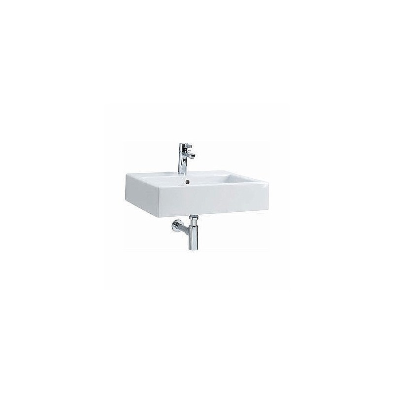 Klasické keramické umývadlo KOŁO TWINS 60x46 cm biele L51160000
