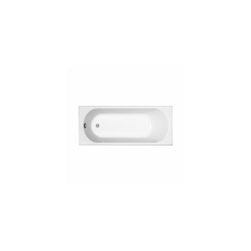 Obdélníková vana KOLO OPAL PLUS 160x70 cm bílá