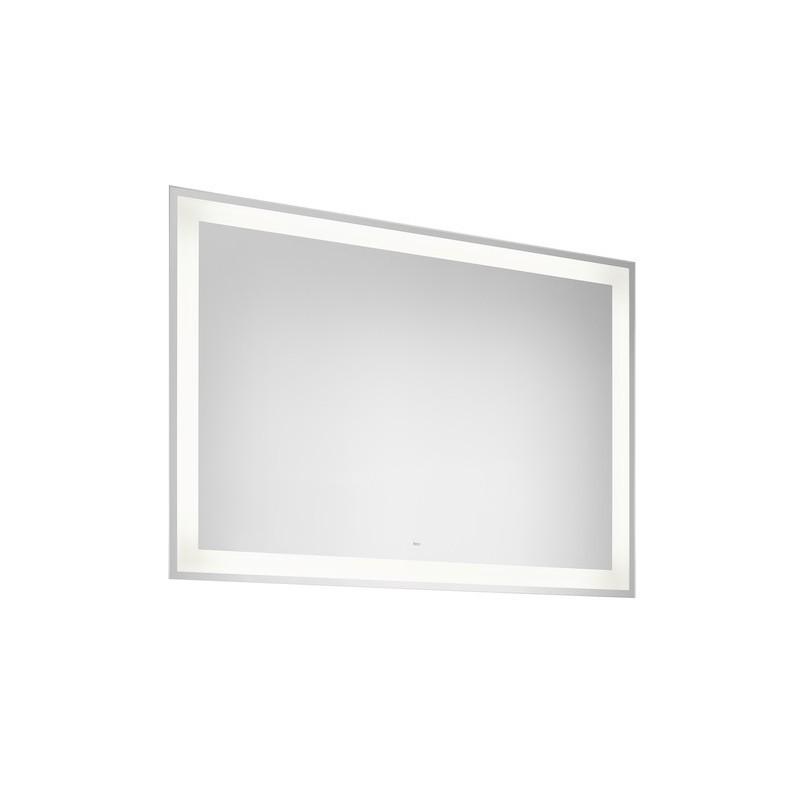 Kúpeľňové zrkadlo s LED osvetlením ROCA IRIDIA 100 × 70 cm