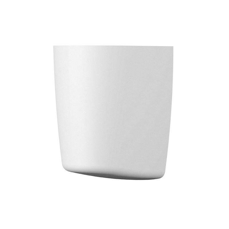 Keramický podstavec CERSANIT PARVA 30,5 x 32,5 cm bílý