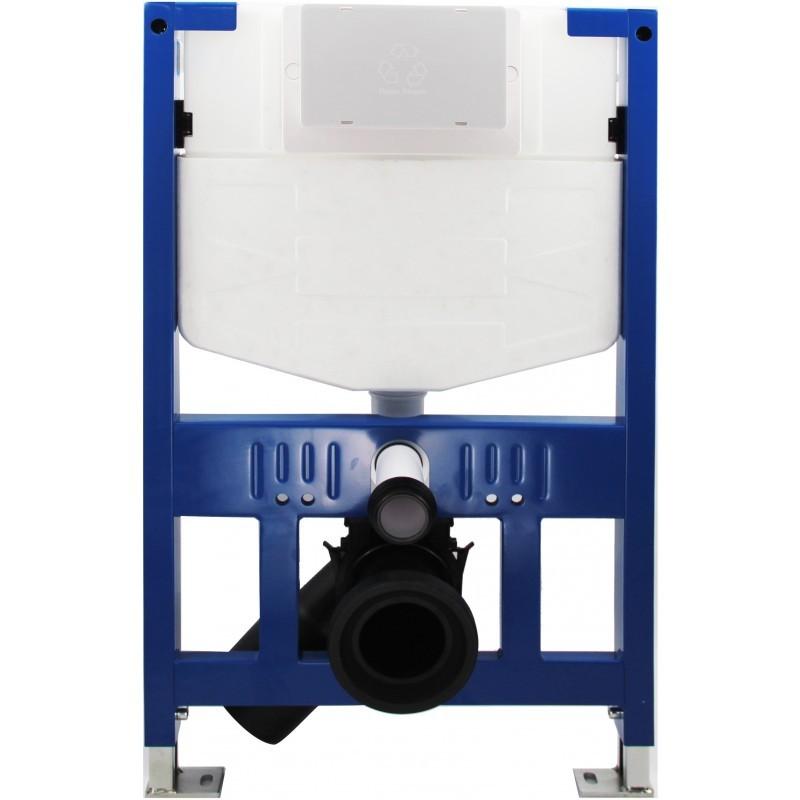 Podomítkový WC rám MEXEN FENIX XS-F nízký, 82 CM