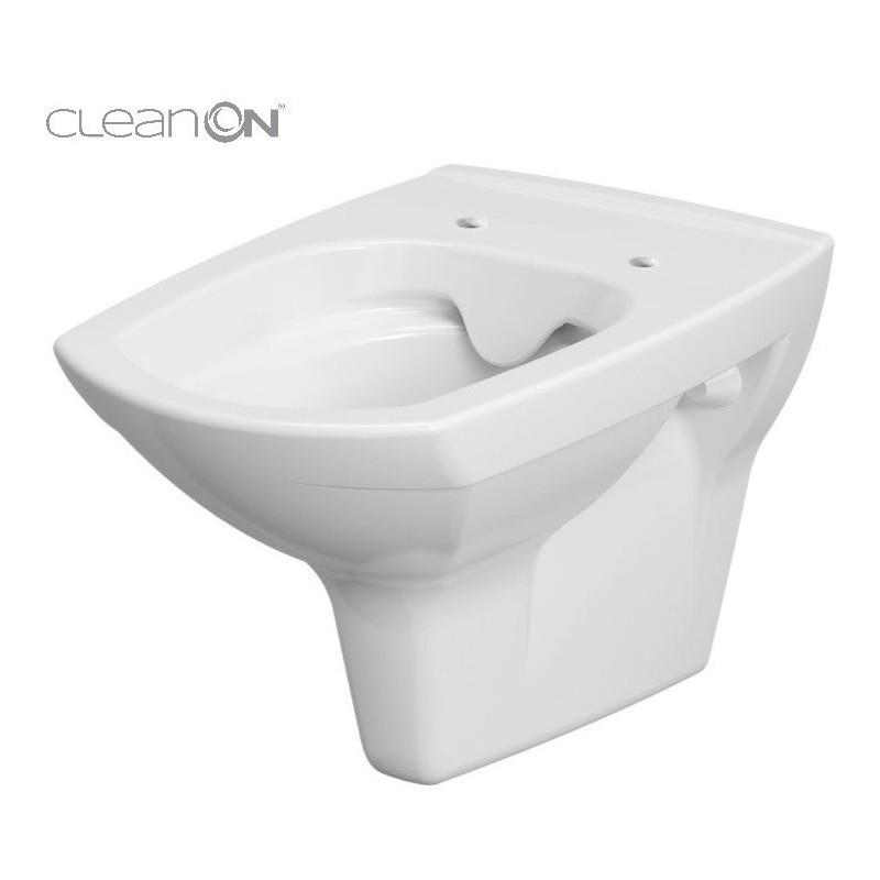 Závěsná WC mísa CERSANIT CARNIA