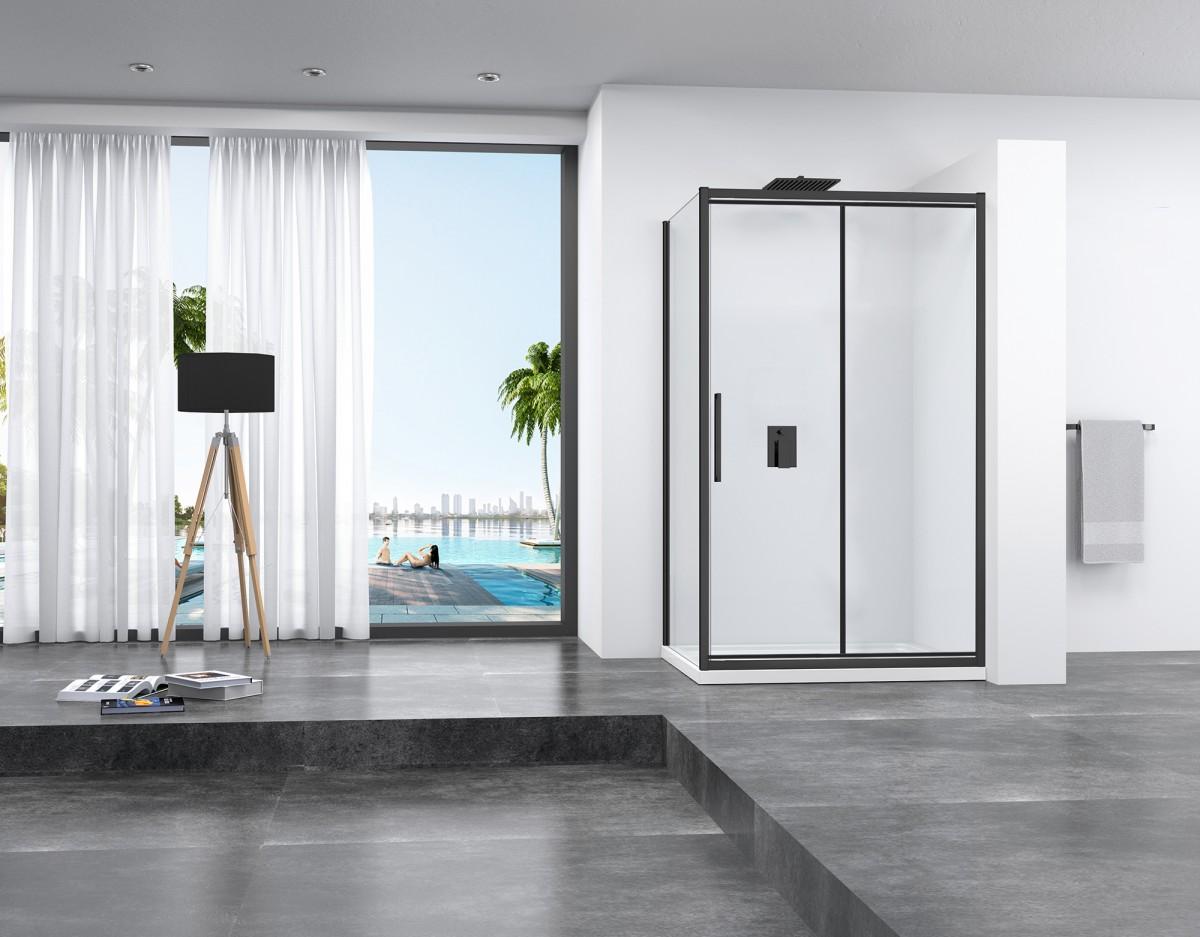 Sprchovací kút Rapid Fold