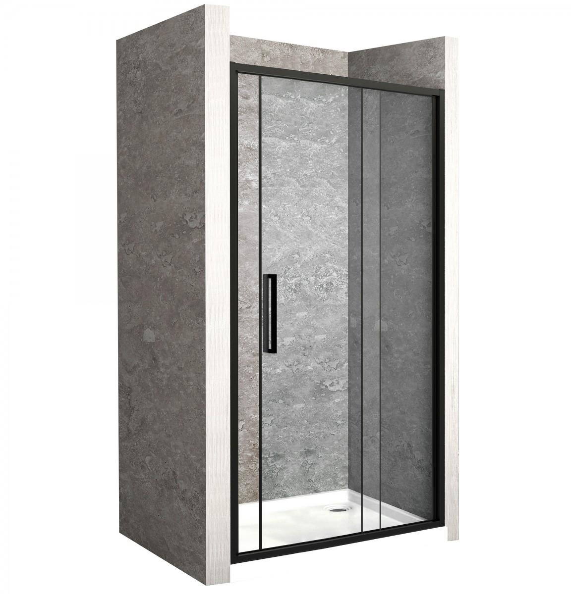 Sprchové dveře Rapid Slide 110 cm