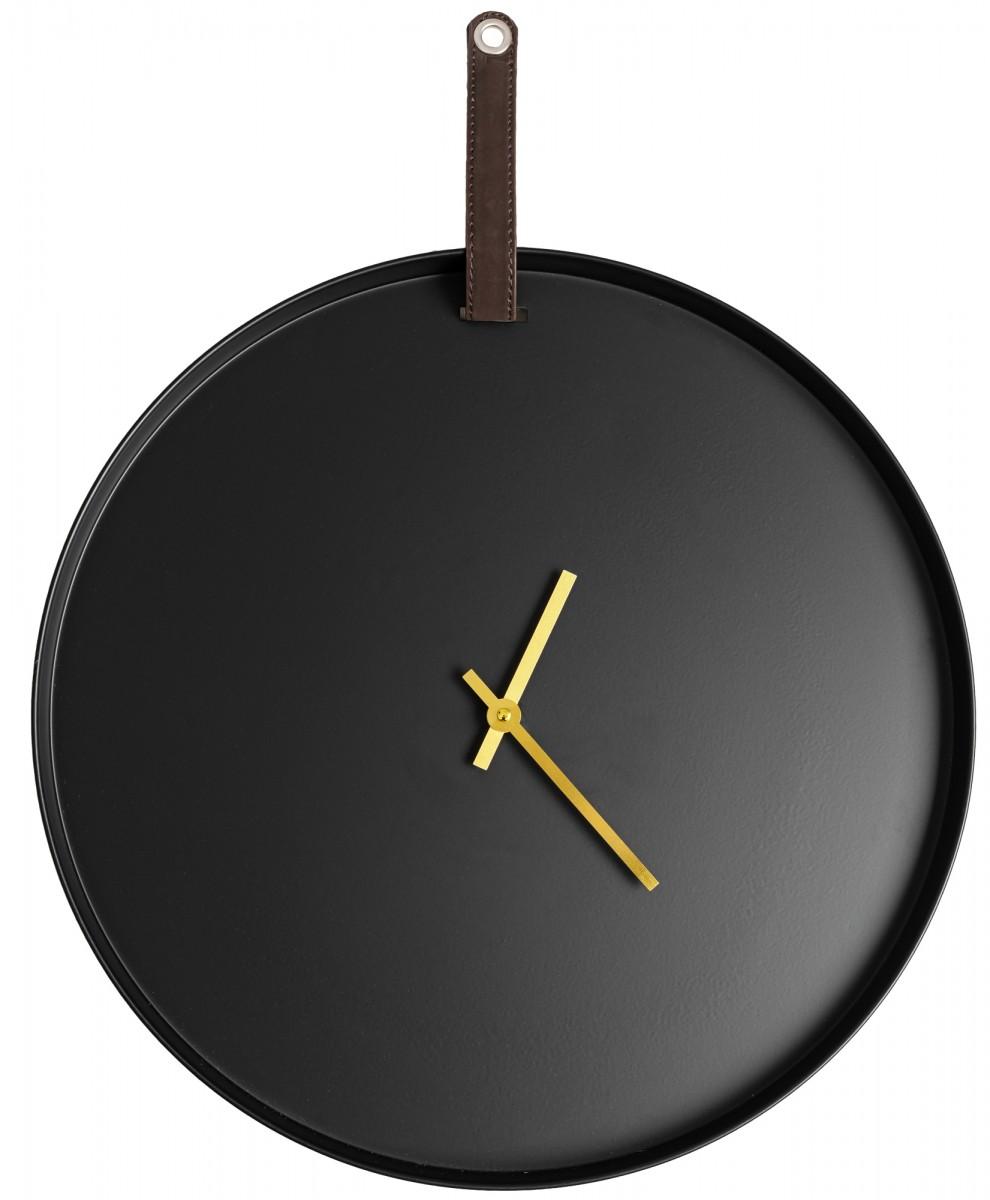 Nástěnné kovové hodiny 40 cm KLCL2003
