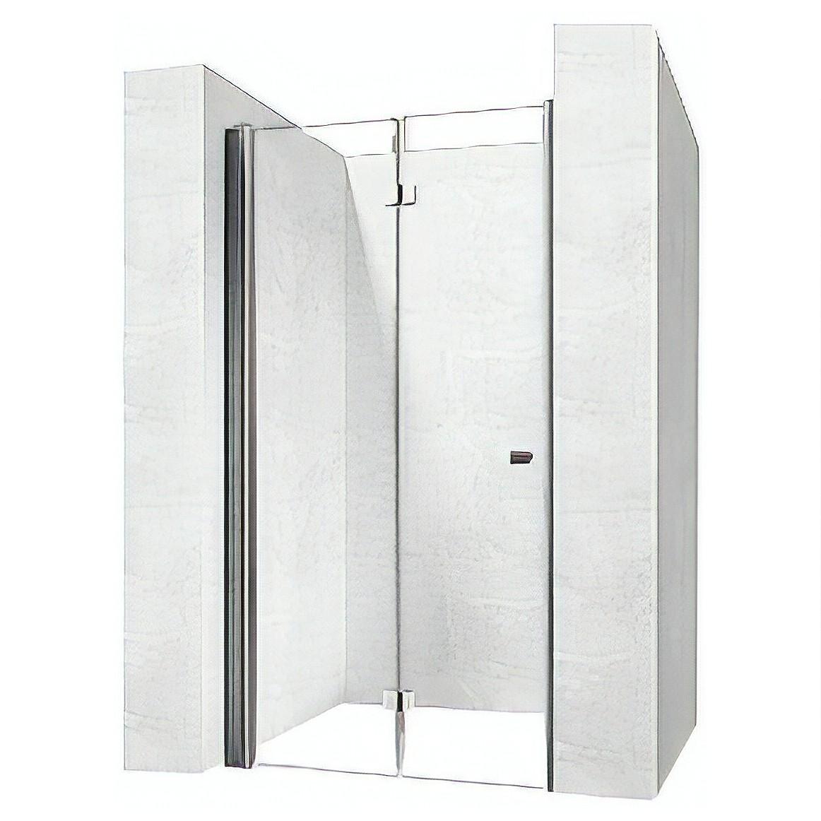 Sprchové dveře My Space N 70 cm transparentní
