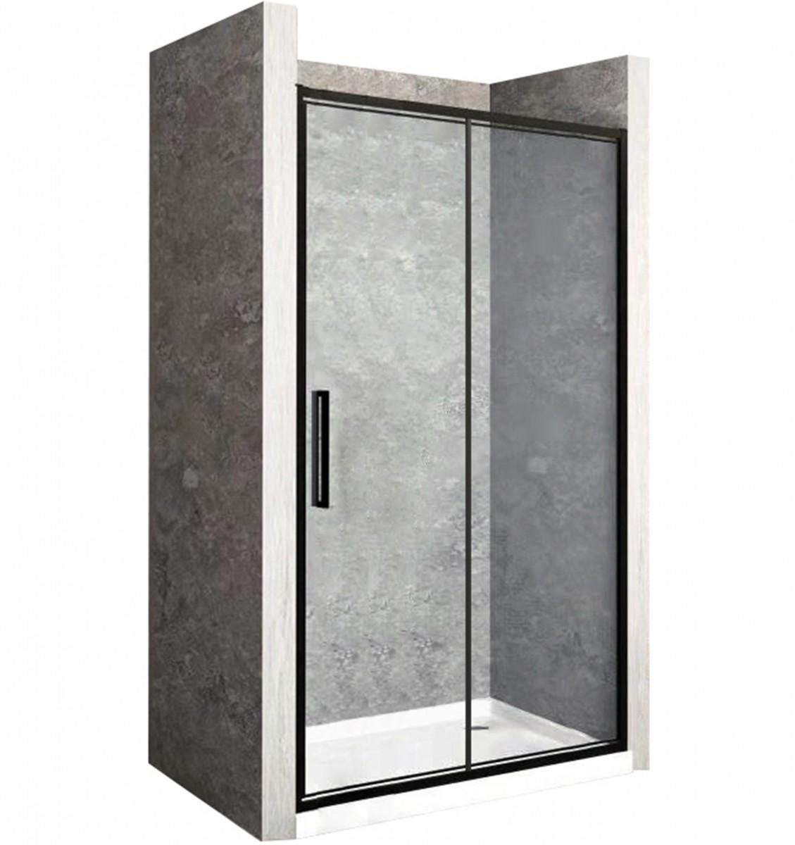 Sprchové dveře skládané Rapid Slide 100 cm