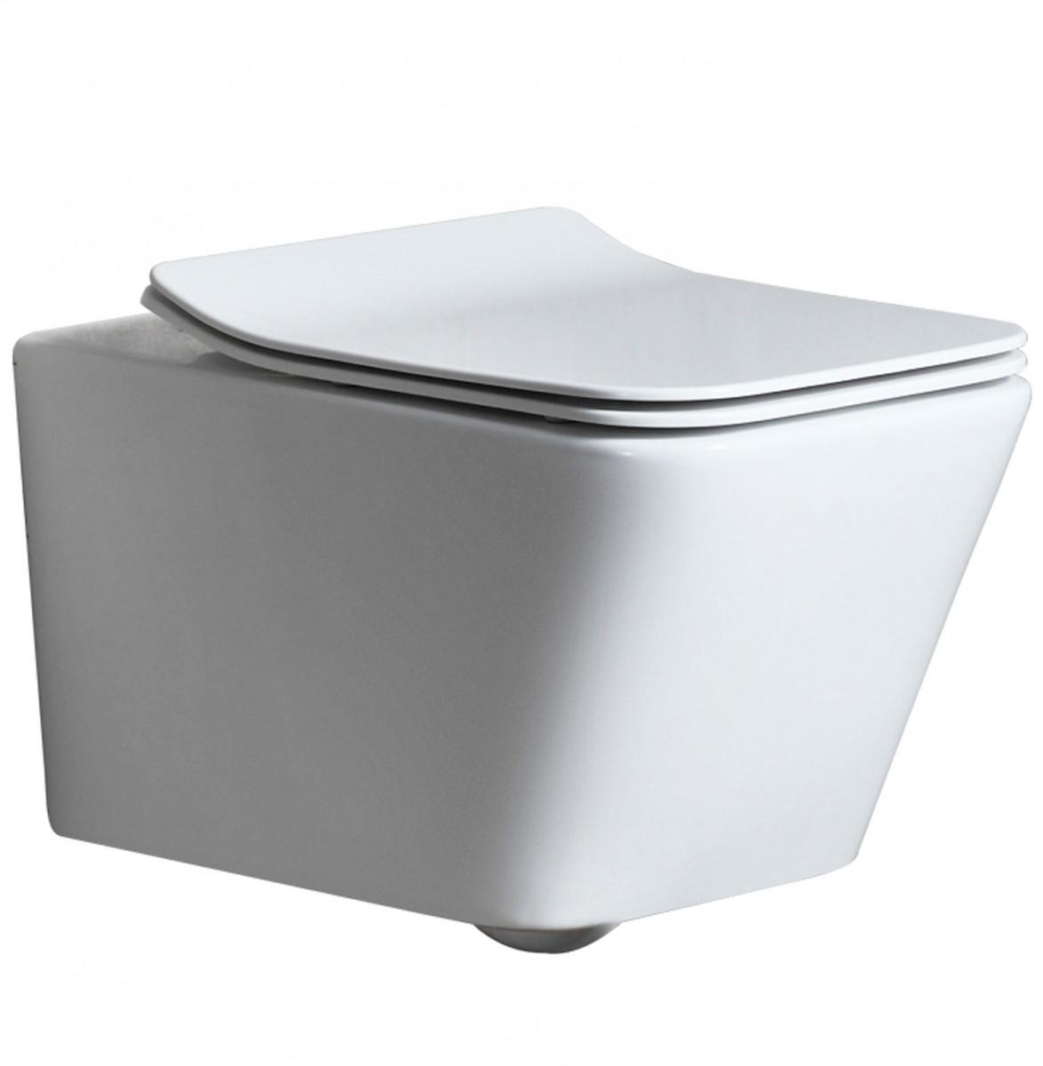 WC mísa závěsná REA RAMON