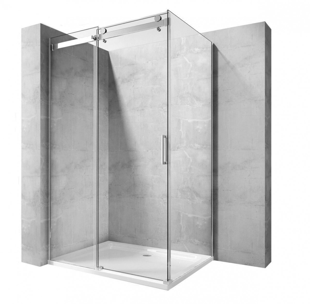Sprchový kout Rea Nixon 80x100