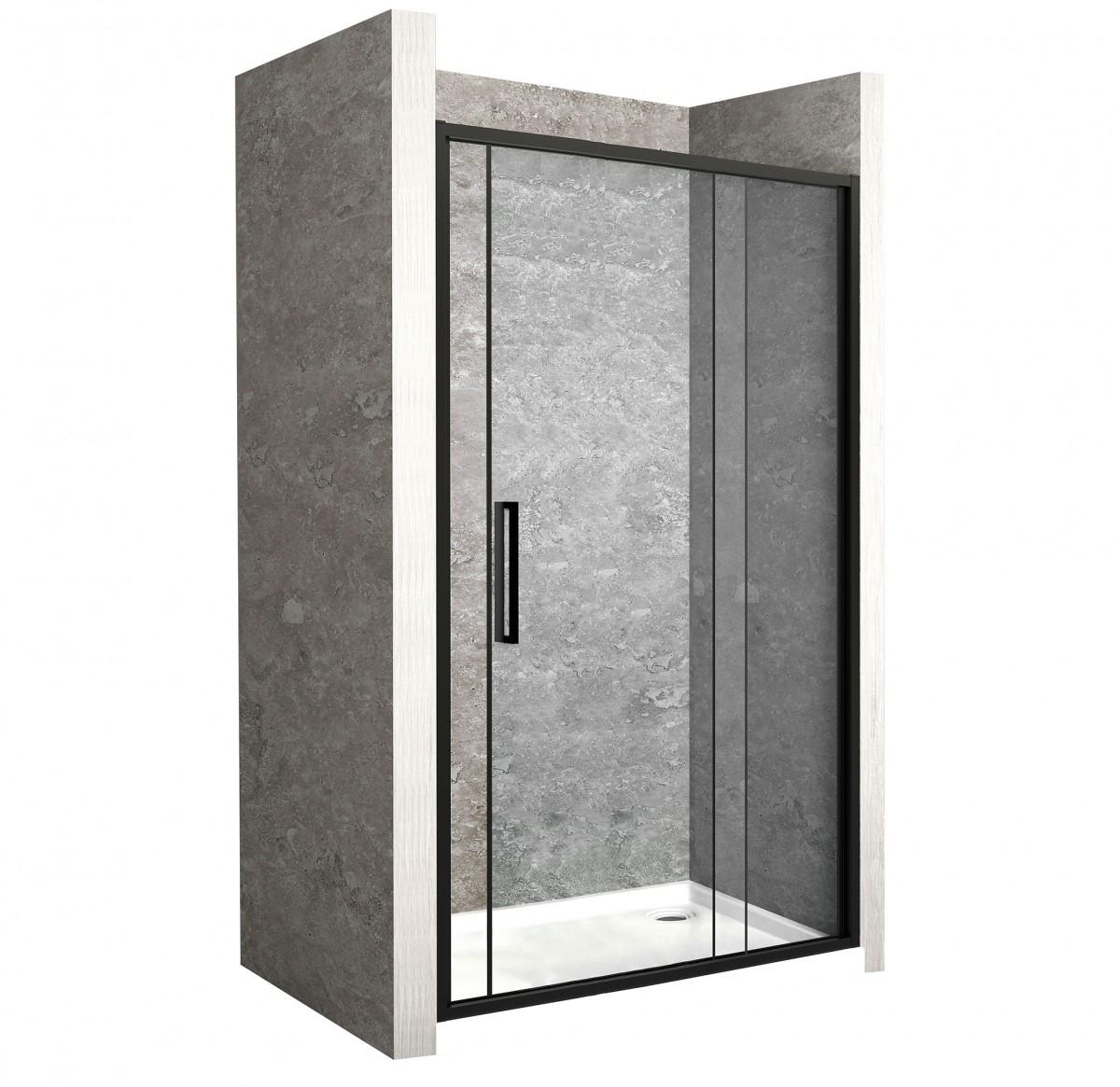 Sprchové dvere Rapid Slide 130 cm