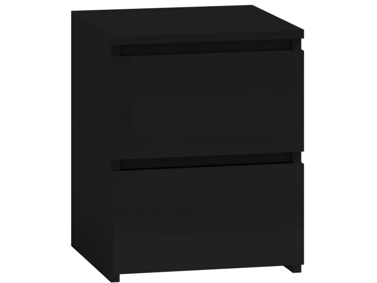 Nočný stolík MALWA M2 čierny