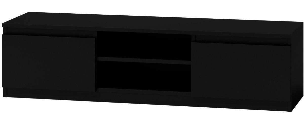 TV stolík KARO RTV LCD 140 čierny
