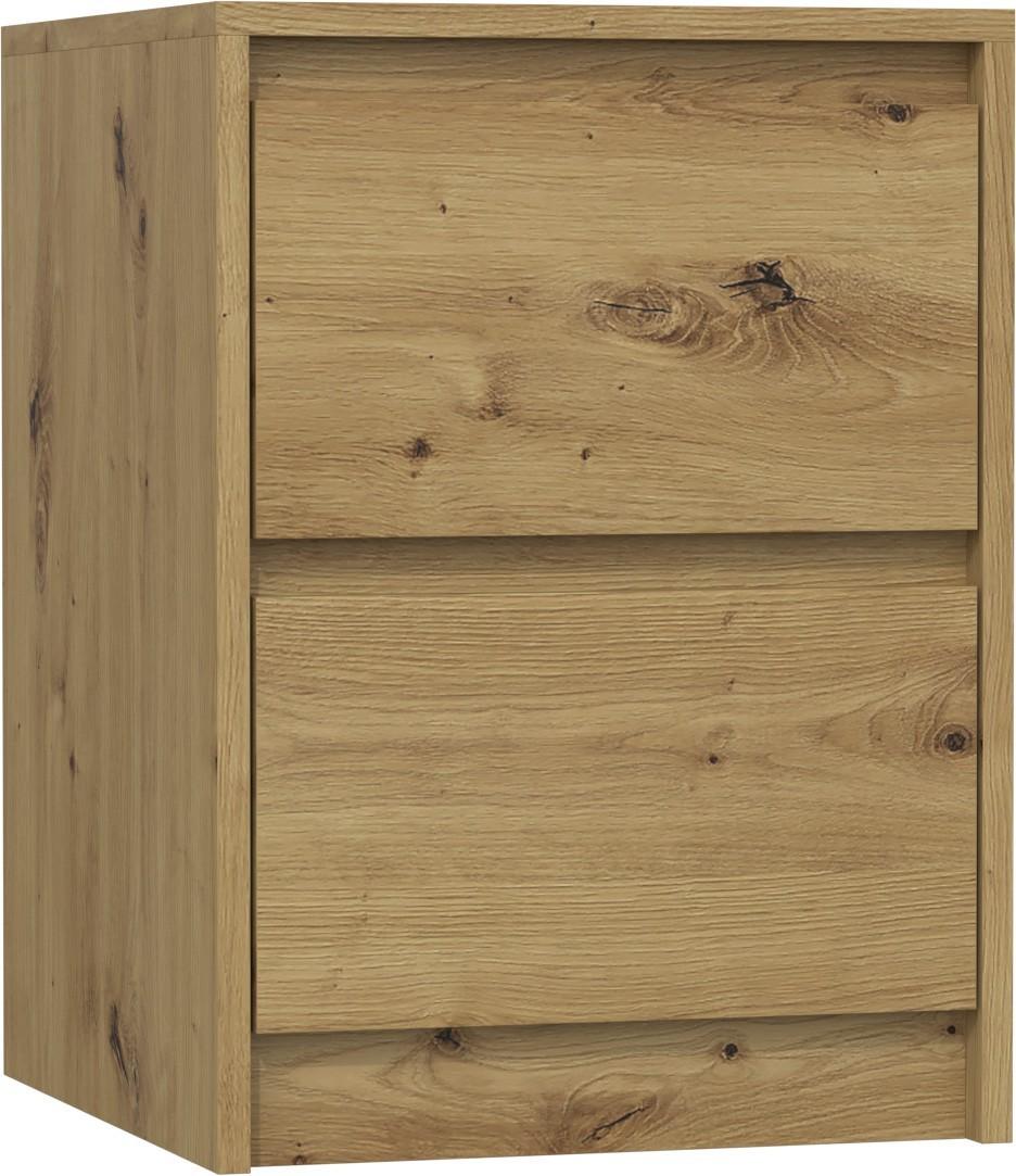 Noční stolek KARO dub