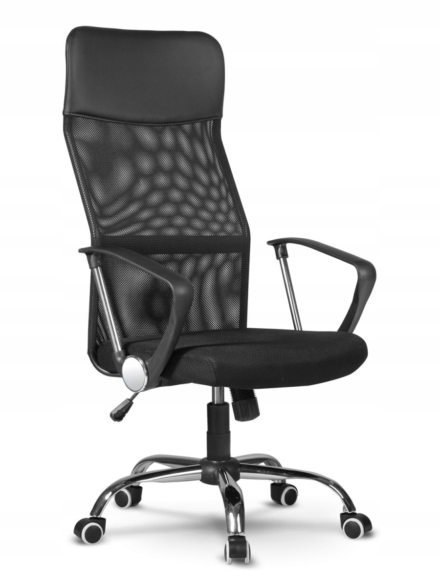 Kancelářská židle Nemo černá