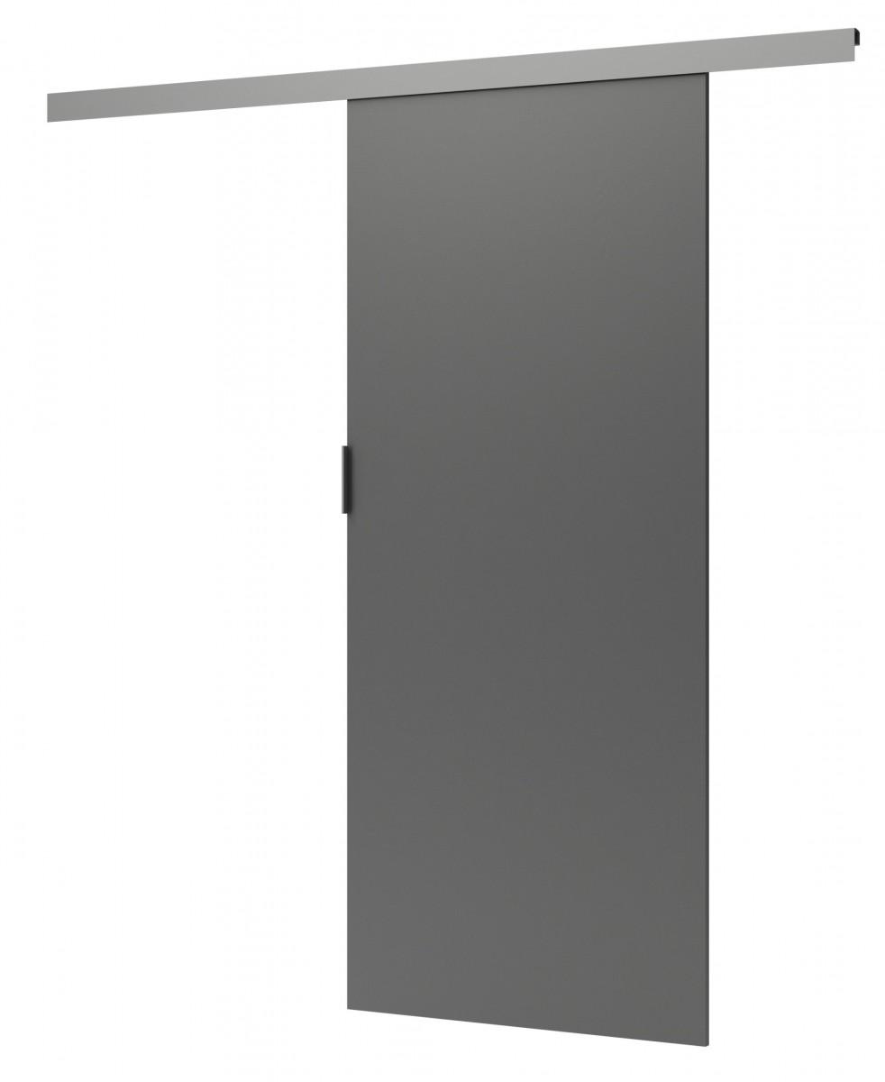 Posuvné dveře GREG antracit