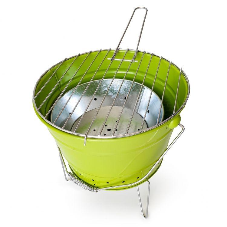 Mini grill Pallax zelený