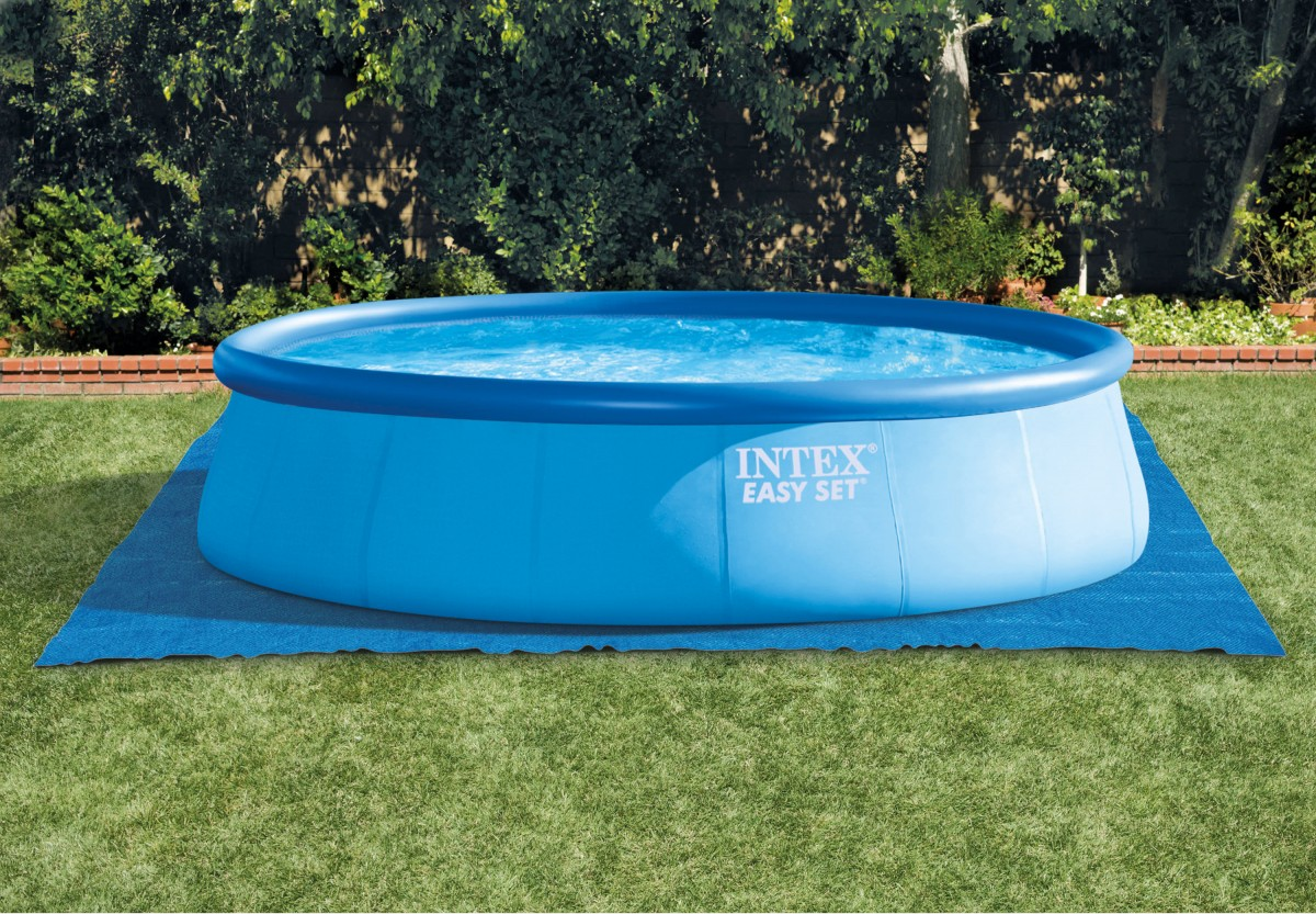 Univerzální podložka pod bazén 472 cm