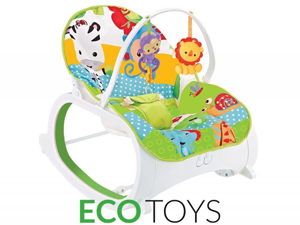Dětské vibrační lehátko Jana Eco Toys