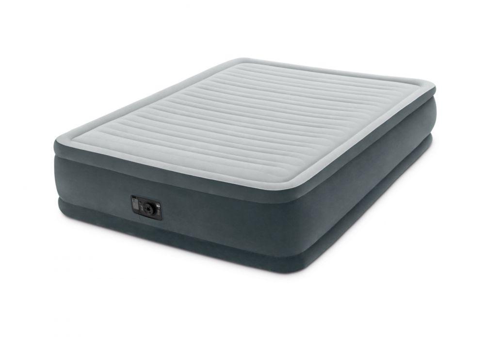 Nafukovací matrace s pumpičkou INTEX modrá