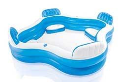 Nafukovací bazén LIAM modrý