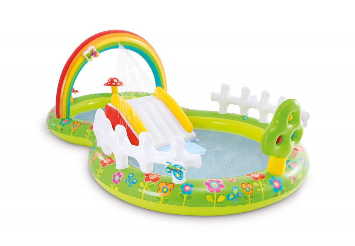 Nafukovací bazén GARDEN zelený
