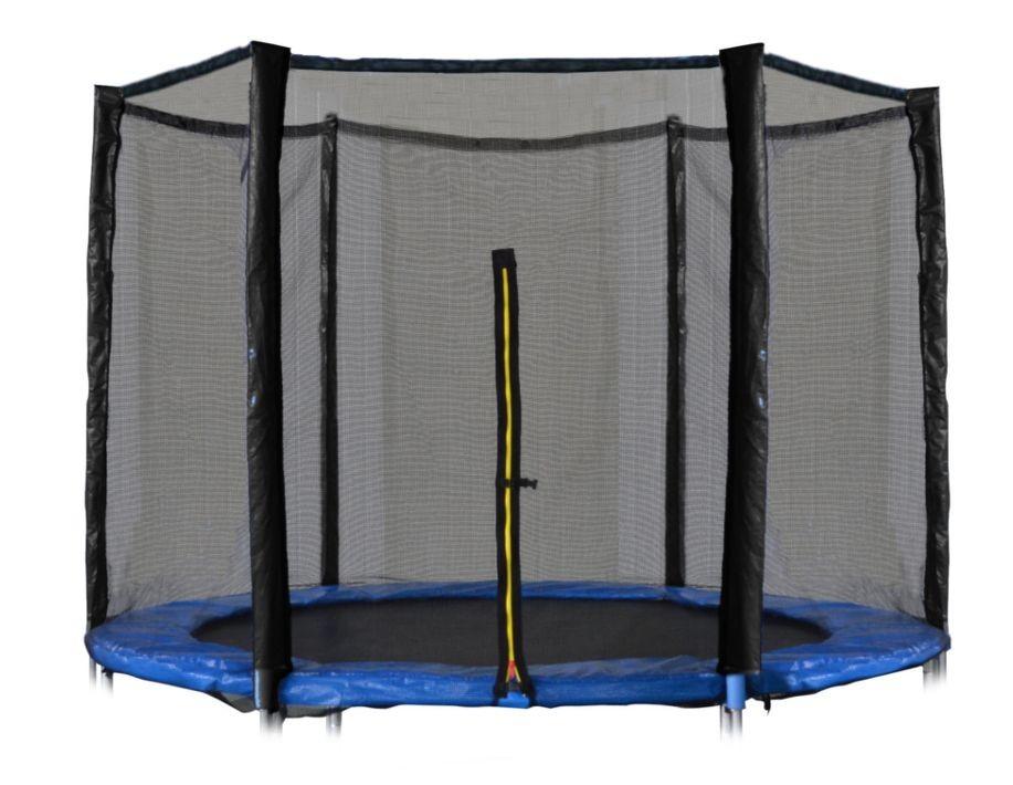 Vnější ochranná síť na trampolínu 305 cm - 6 tyčí
