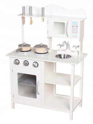 Dřevěná kuchyňská linka s příslušenstvím Eco Toys