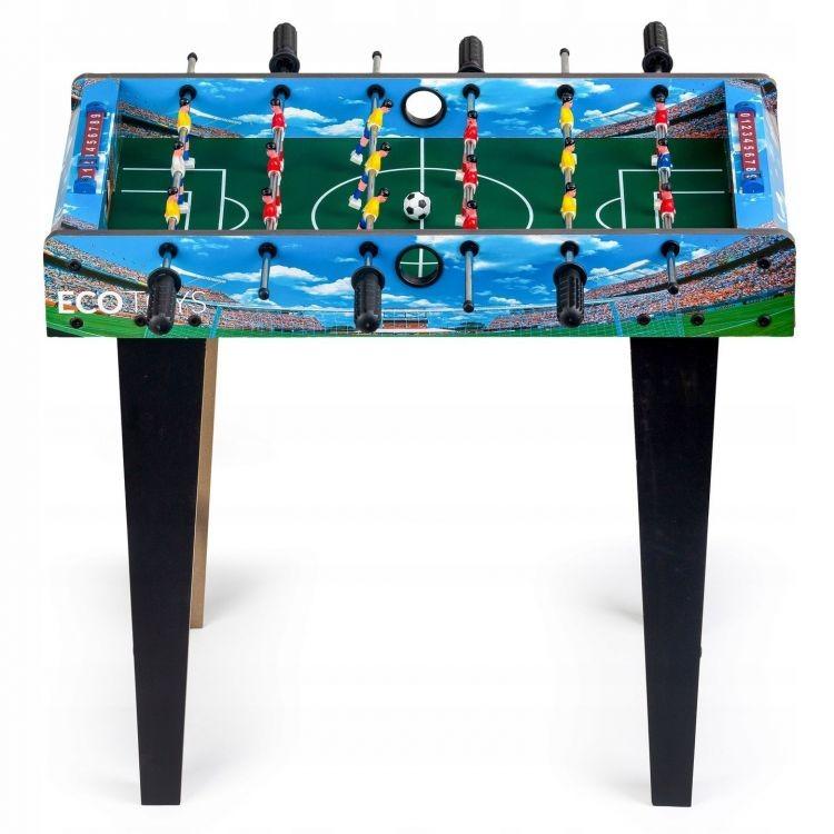 Futbalový stôl pre deti Ecotoys Football II 69 × 36 cm