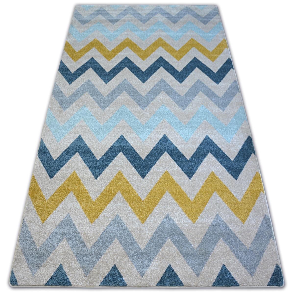 Kusový koberec NORDIC CHEVRON béžový G4579