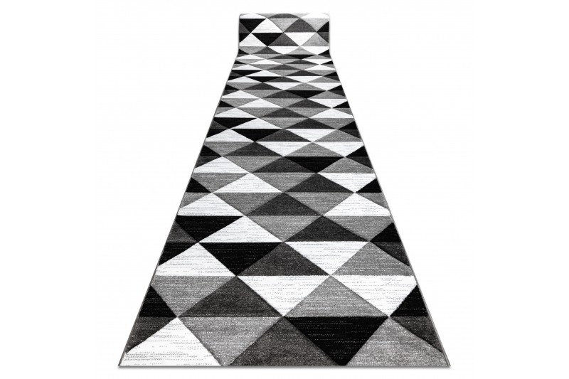 Běhoun ALTER Rino trojúhelníky šedý