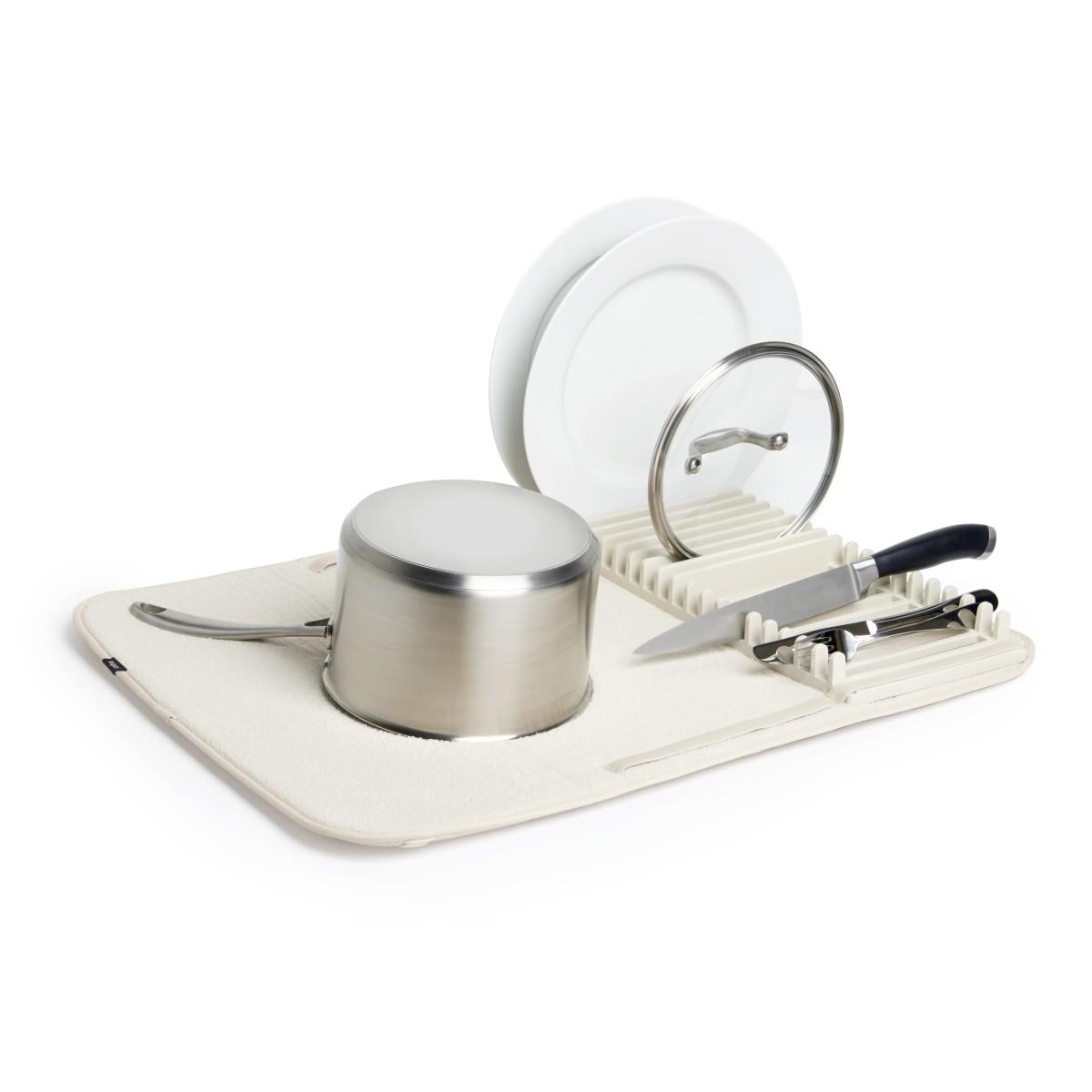 Odkapávač na nádobí Udry béžový