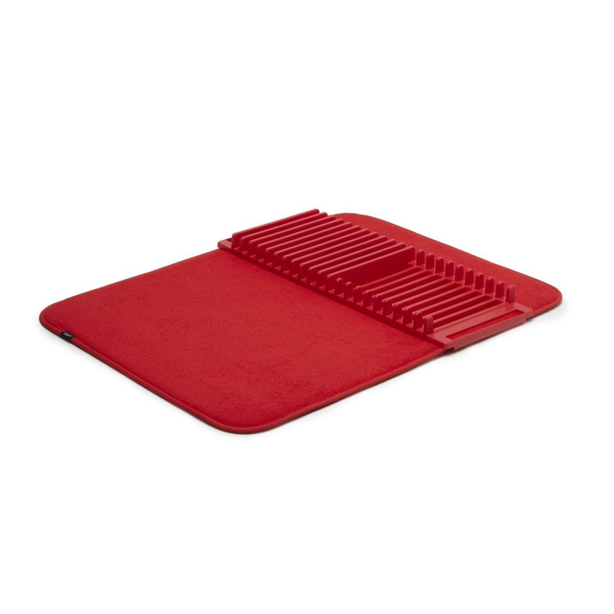 Odkapávač na nádobí Udry červený
