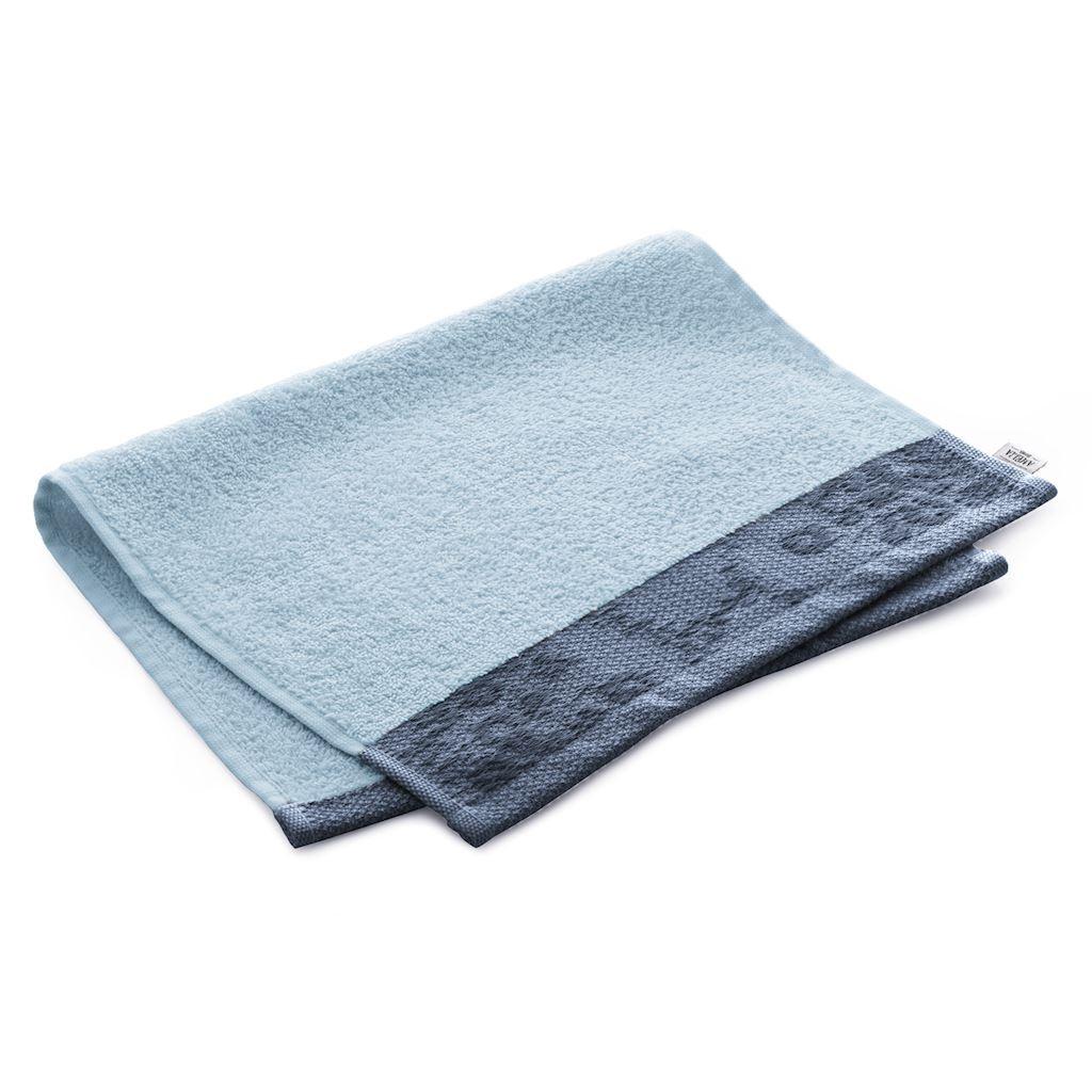 Bavlnený uterák AmeliaHome Crea modrý