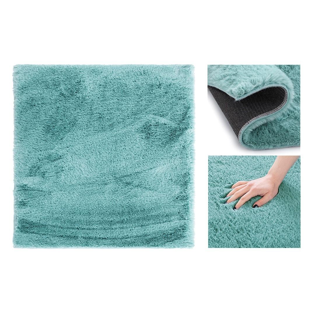 Kusový koberec AmeliaHome Lovika I modrý