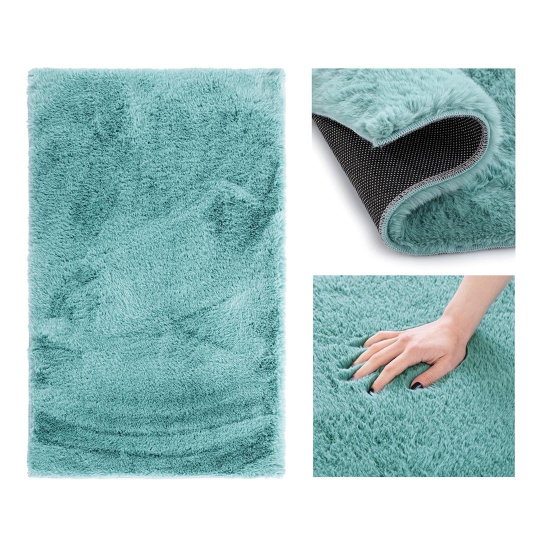 Kusový koberec AmeliaHome Lovika II modrý