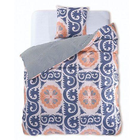 Bavlnené obliečky DecoKing Diamond Marocco + obliečka na vankúš