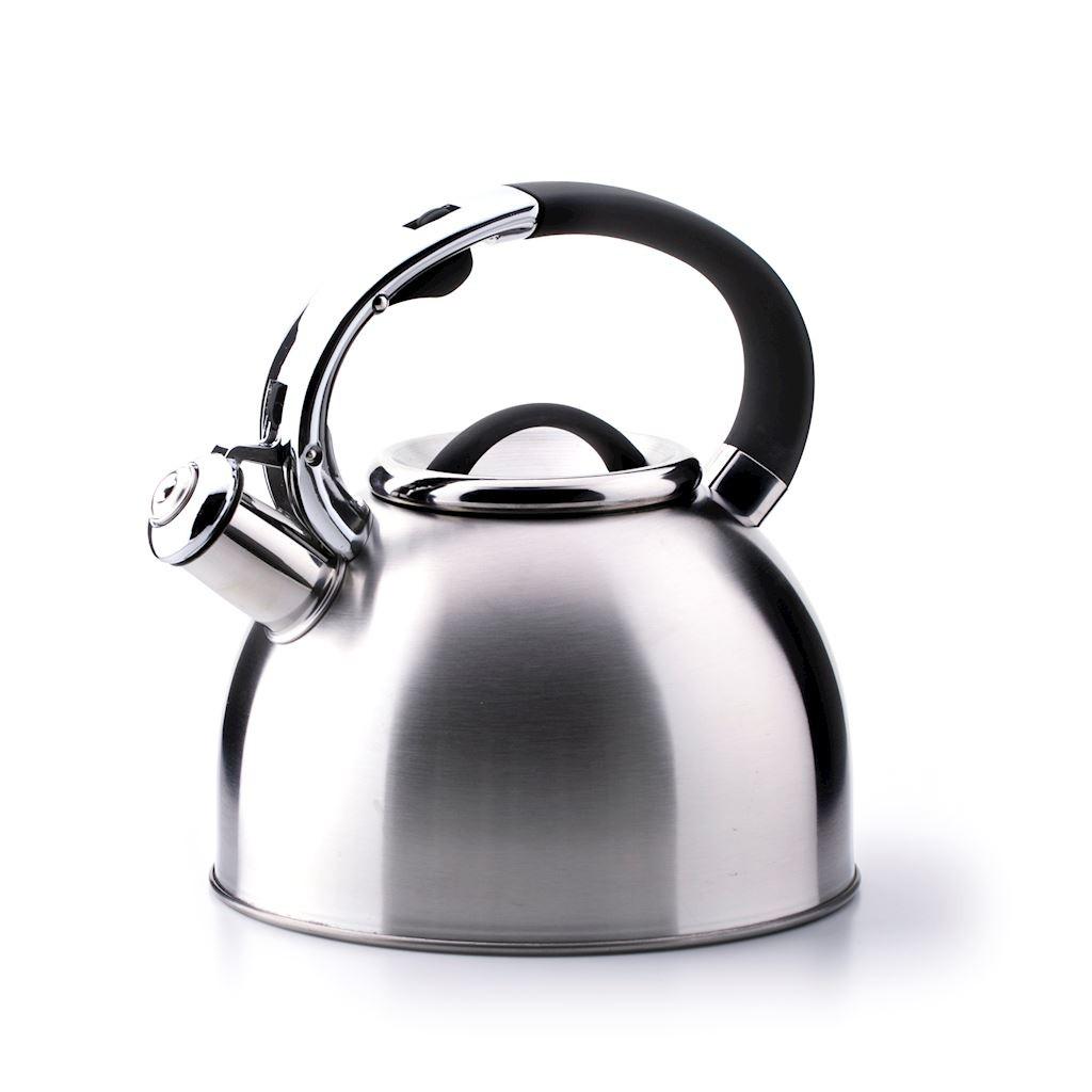 Konvice na čaj DecoKing COLORADO 2,5 L stříbrná