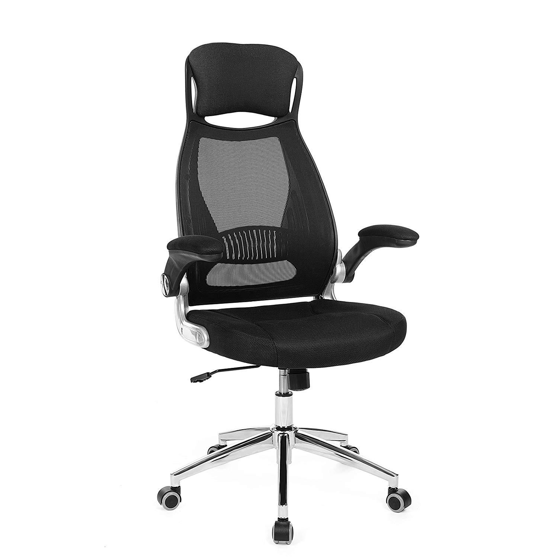 Kancelárska stolička Odlov čierna